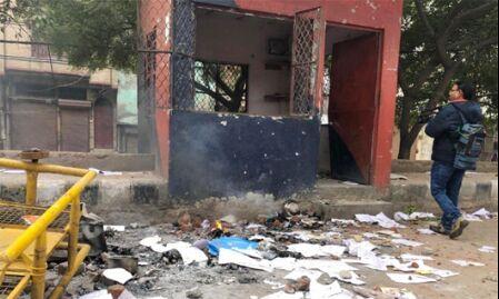 हिंसक प्रदर्शन के बाद सीलमपुर में हालात सामान्य, प्रदर्शनकारियों पर दर्ज हुए मामले