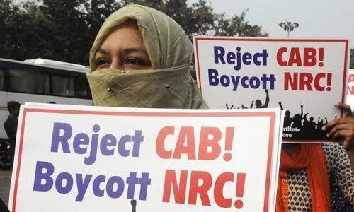 CAB और NRC पर दिग्विजय सिंह बोले - काले कानून को कभी लागू नहीं होने देंगे