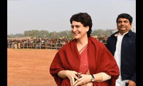 प्रियंका गांधी MP से बनें राज्यसभा उम्मीदवार, कांग्रेस नेताओं ने की मांग