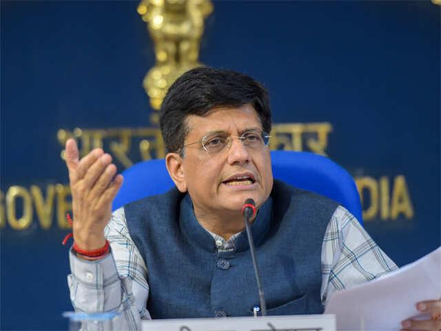 रेलमंत्री पीयूष गोयल की ग्वालियर रेलवे स्टेशन के लिए बड़ी घोषणा