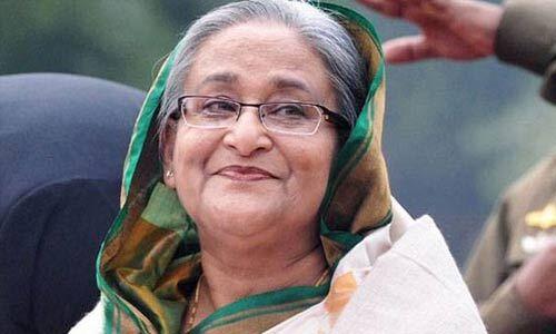 शेख हसीना ने कहा - सीएए, एनआरसी भारत का आंतरिक मामला