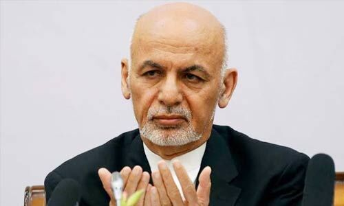 अशरफ गनी बने अफगानिस्तान के दोबारा राष्ट्रपति