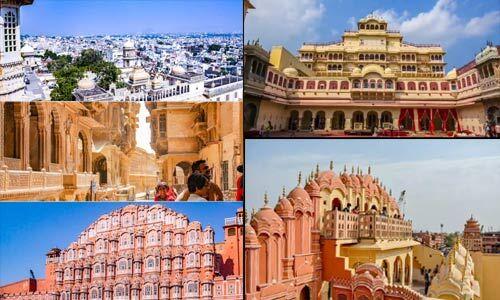 पिंक सिटी बना भारतीय पर्यटकों का पसंदीदा शहर