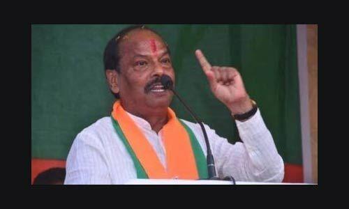 रघुवर दास बोले - कुछ जयचंदों की वजह से झारखंड चुनाव में हारे