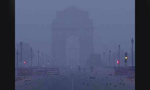 नॉर्थ इंडिया शीतलहर की चपेट में, दिल्ली में न्यूनतम तापमान 1.7 डिग्री