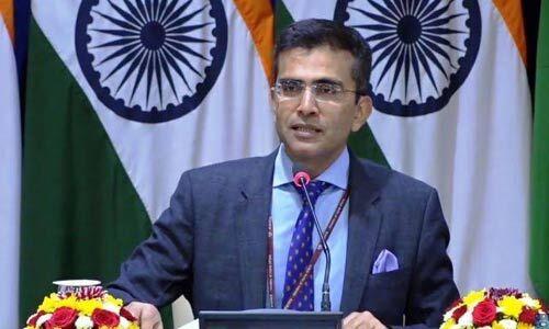 कश्मीर पर तुर्की को भारत ने दिया जवाब, हमारे आंतरिक मामले में न करे हस्तक्षेप
