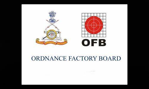OFB ने ट्रेड अपरेंटिस पदों के लिए निकाली भर्ती