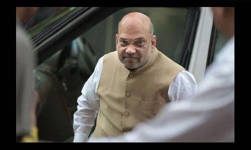 गृहमंत्री शाह ने उप्र और बिहार में आकाशीय बिजली गिरने से लोगों के निधन पर जताया दु:ख