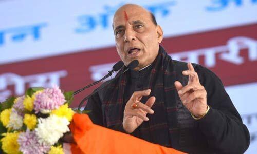 भारत ने अपनी ईज ऑफ डूइंग बिजनेस रैंकिंग में किया सुधार : रक्षा मंत्री