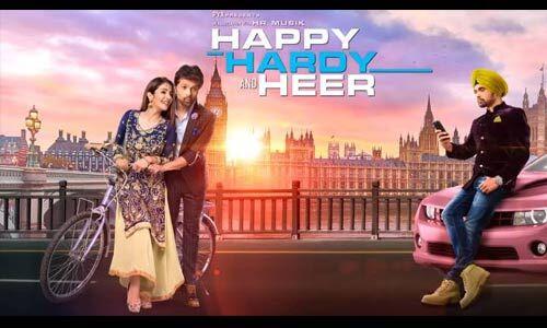 फिल्म हैप्पी हार्डी एंड हीर का ट्रेलर रिलीज