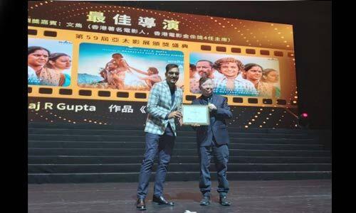 संजय दत्त की फिल्म बाबा को मिला अंतरराष्ट्रीय पुरस्कार