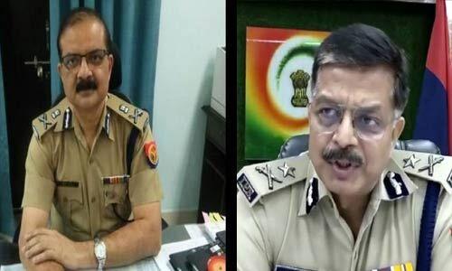 लखनऊ में सुजीत पांडेय और गौतमबुद्धनगर में आलोक सिंह बने पहले पुलिस कमिश्नर