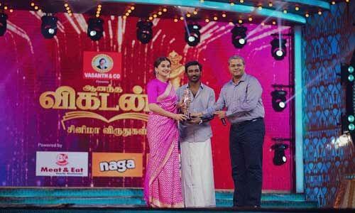 तापसी पन्नू को मिला सर्वश्रेष्ठ अभिनेत्री का पुरस्कार