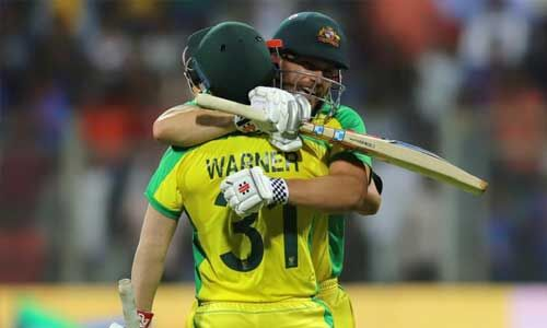 ऑस्ट्रेलिया ने भारत को 10 विकटों से हराया