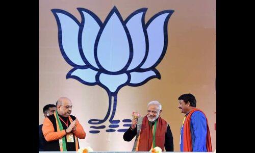 दिल्ली विधानसभा चुनाव के लिए भाजपा ने जारी की लिस्ट