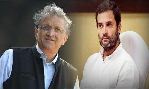 रामचंद्र गुहा ने कहा - केरल ने राहुल गांधी को चुनकर विनाशकारी काम किया