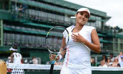 WTA होबार्ट इंटरनेशनल का युगल खिताब सानिया मिर्जा ने जीता