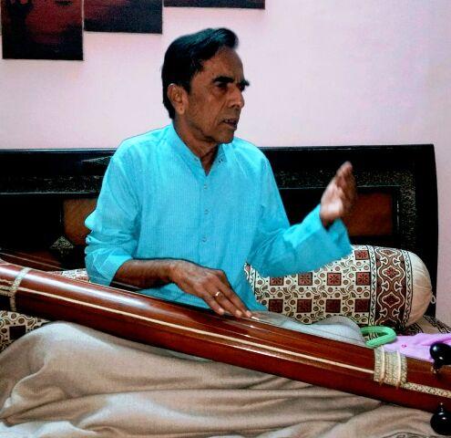 एक सहज, सरल संगीतज्ञ का अवसान