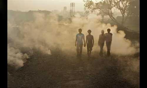 रिपोर्ट : झारखंड का झरिया भारत का सबसे प्रदूषित शहर