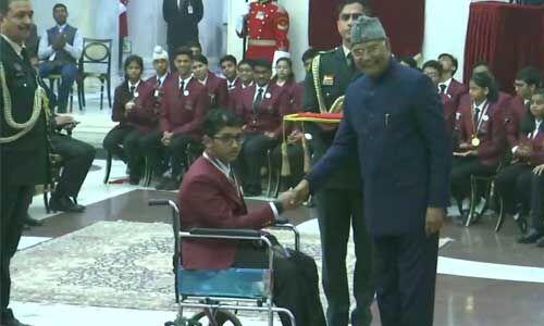 बालवीरों को राष्ट्रपति ने दिया प्रधानमंत्री राष्ट्रीय बाल पुरस्कार, जानें कहानी