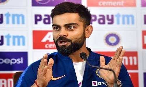 विराट कोहली ने कहा - बतौर कप्तान मेरा फोकस टीम को आगे ले जाने पर