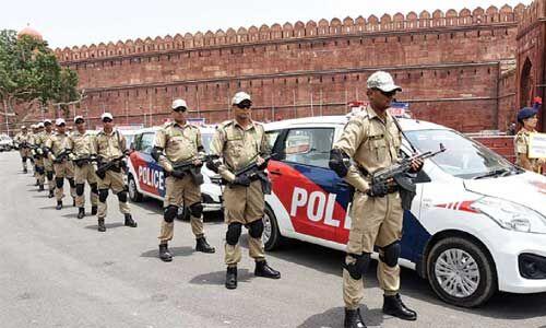 गणतंत्र दिवस पर दिल्ली की सुरक्षा चाक चौबंद