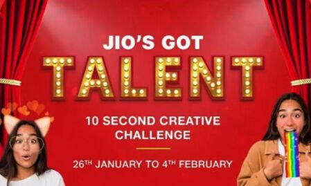 जियो और स्नैपचैट ने शुरू किया भारत का पहला क्रिएटिव चैलेंज जियो गॉट टेलेंट