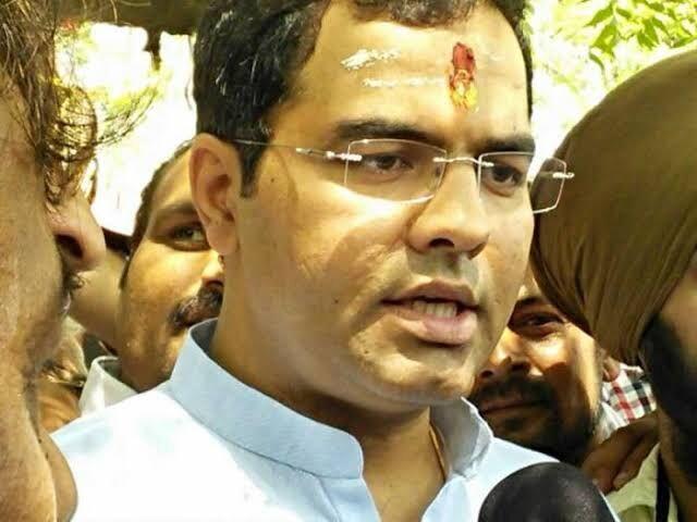 सत्ता में आते ही एक घंटे में खाली करा लेंगे शाहीनबाग : BJP सांसद