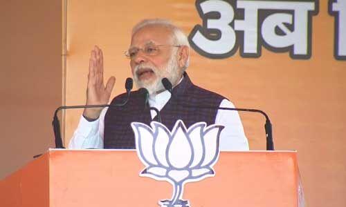 दिल्ली को उलझाने वाली नहीं, सुलझाने वाली राजनीति चाहिए : PM मोदी
