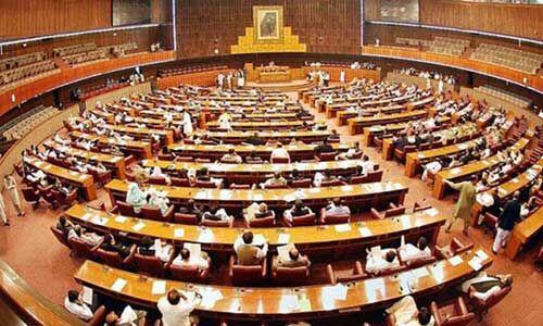 कश्मीर मामले पर पाक संसद में रार, कुछ सांसदों ने कहा - जेहाद से ही सुलझेगा यह मसला