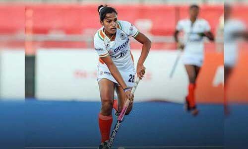 भारतीय महिला हॉकी टीम ने ग्रेट ब्रिटेन को 1-0 से हराया