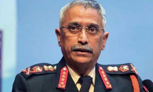 नेपाल ने किसी और के कहने पर जताई आपत्ति : सेना प्रमुख
