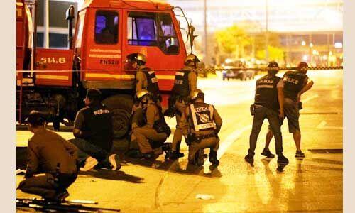 थाईलैंड पुलिस ने 25 लोगों की हत्या करने वाले हमलावर को किया ढ़ेर