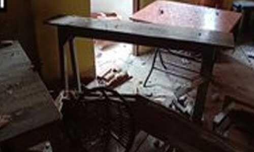 पटना में एक घर में हुआ बम विस्फोट, 5 लोग घायल