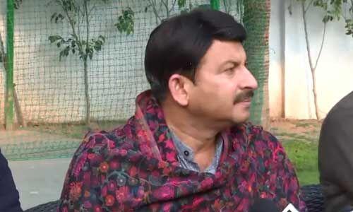 दिल्ली चुनाव में हार के बाद बोले मनोज तिवारी- हम नफरत की राजनीति नहीं करते, सीएम केजरीवाल को बधाई