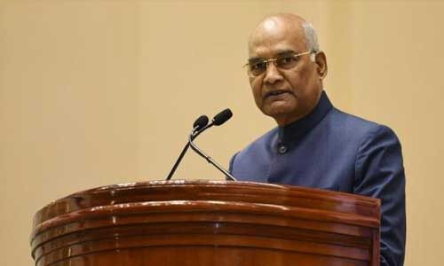 राष्ट्रपति ने कहा - आरबीआई की नियामकीय भूमिका से गलत प्रचलन पर लगेगी रोक
