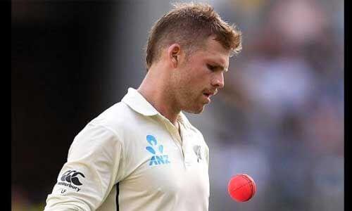 न्यूजीलैंड की टेस्ट टीम घोषित, देखें