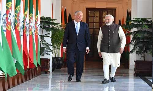 भारत-पुर्तगाल के बीच विविध क्षेत्रों में हुए सात करार
