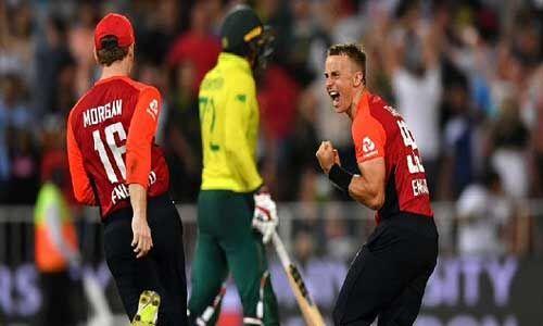 इंग्लैंड ने दूसरे टी-20 में दक्षिण अफ्रीका को दो रन से हराया, श्रृंखला में 1-1 की बराबरी