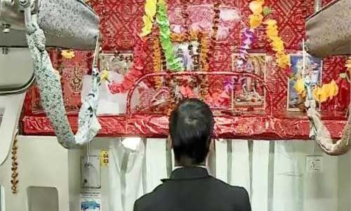 इस ट्रैन में आरक्षित है भगवान शिव के लिए 64 नम्बर सीट, पढ़े पूरी खबर