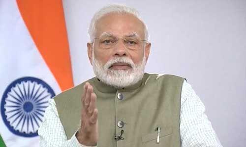पीएम मोदी ने कहा - वन्य जीवन और निवास स्थान का संरक्षण भारत के सांस्कृतिक स्वभाव का हिस्सा