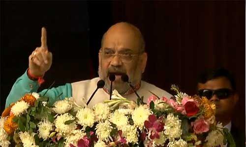 अरुणाचल के 34वें स्थापना दिवस पर शाह बोले - पूर्वोत्तर से धारा 371 कोई नहीं हटा सकता