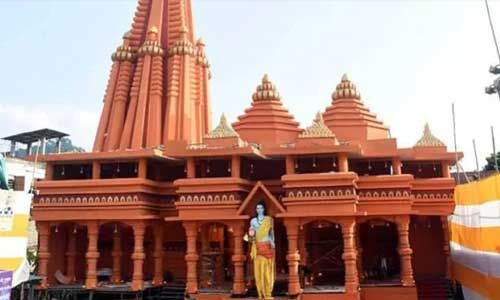 राम जन्मभूमि तीर्थ क्षेत्र ट्रस्ट ने भूमिपूजन और शिलान्यास के लिए PM नरेंद्र मोदी को दिया न्यौता