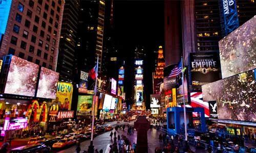 नोएडा : सेक्टर-18 में न्यूयार्क की तर्ज पर बनेगा टाइम्स स्क्वायर