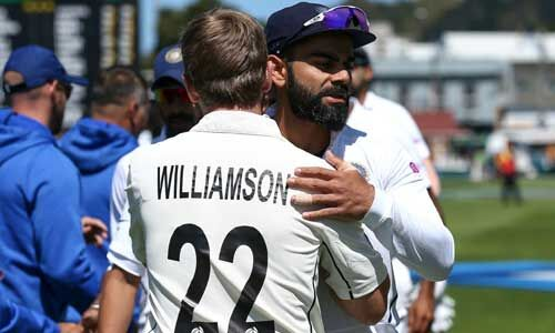 न्यूजीलैंड ने पहले टेस्ट में भारत को 10 विकेट से हराया