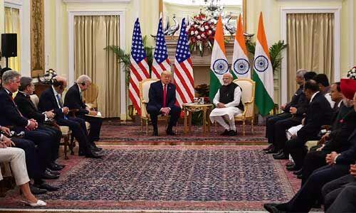 भारत और अमेरिका के बीच रक्षा डील पर मुहर, पाक को खरी-खरी