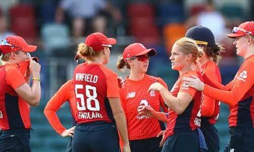 महिला T20 विश्व कप : इंग्लैंड ने थाईलैंड को 98 रन से हराया