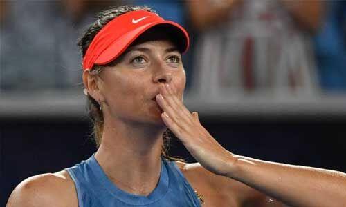 मारिया शारापोवा ने 32 साल की उम्र में टेनिस को कहा गुडबॉय