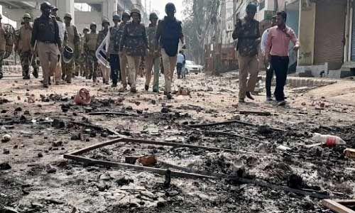 दिल्ली हिंंसा में मरने वालों की संख्या हुई 34