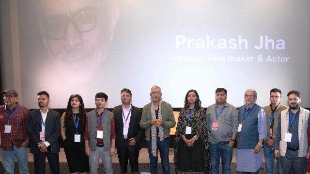 प्रकाश झा की नई फिल्म परीक्षा के स्पेशल शो के साथ हुआ दो दिवसीय फिल्म महोत्सव का आयोजन